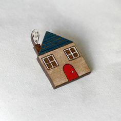 House Brooch