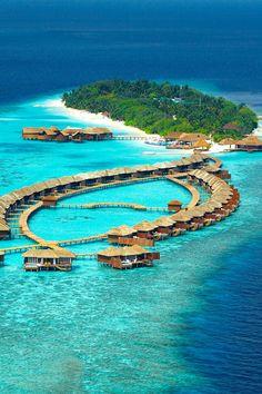 10 World's Most Romantic Private Islands