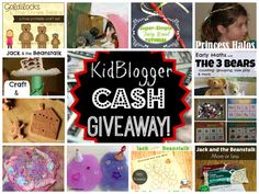 Fairy Tales Theme for #Preschool + $1500 Total CASH #Giveaway from the Kid Blogger Network - The Preschool Toolbox Blog #FairyTales