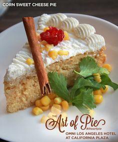 Corn Sweet Cheese Pi