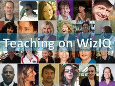 Teaching Teachers to Teach on WizIQ