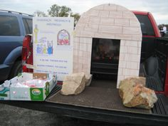 Trunk or Treat Ideas on Pinterest | Trunks, Bible Stories and Fishers ...