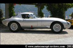 Jaguar, E-Type Lightweight, Low Drag Coupé, Jaguar, 1963