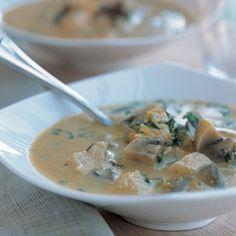 Thai Chicken-Coconut Soup | Williams-Sonoma