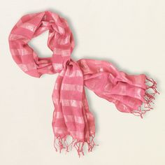 girl - accessories - scarves - striped scarf | Children's Clothing | Kids Clothes | The Children's Place