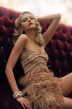 #Prussia Princess for Harper�s Bazaar Vietnam  #Fashion #New #Nice #CoutureFashion #2dayslook  www.2dayslook.com