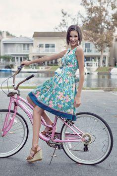 From the Garden Dress - Matilda Jane Women's Clothing #MJCDreamcloset  #matildajaneclothing