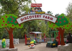 101 Things to Do in Phoenix.  Little People Discovery Farm, looks cute