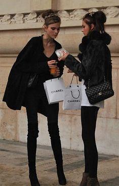 Chanel-ed