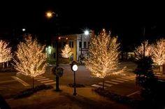 Christmas in Fairhope, AL