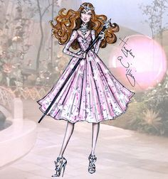 The Wizard of Oz 75th Anniversary: Glinda the Good Witch by Hayden Williams
