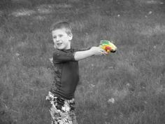 Boys and Gun Play     @Bryan Kendall - good read