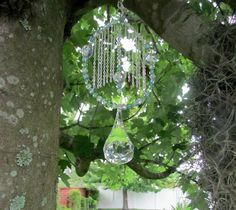 Make Your Garden Sparkle With Crystals