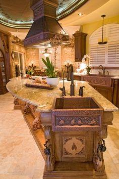 nice kitchen!!