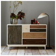 Patchwork dresser