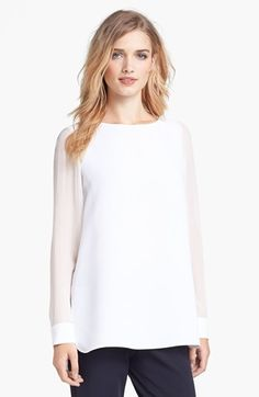 Theory 'Toska' Blouse | Nordstrom
