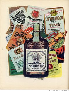 Whiskey and America: A post-prohibition reunion (Fortune, 1933)