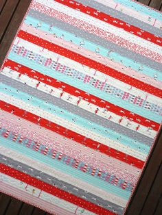 quilt..I think this is easy enough for me to do.
