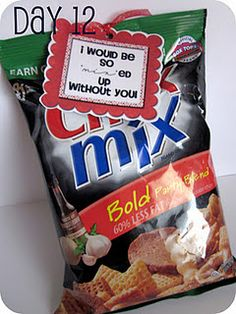 """I would be so """"mix""""ed up without you"""