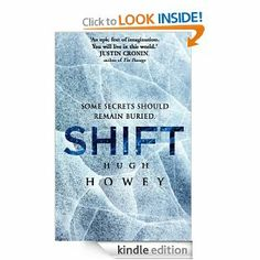 Shift Omnibus Edition (Shift 1-3) (Silo Saga) by Hugh Howey.  Cover image from amazon.com.  Click the cover image to check out or request the science fiction and fantasy kindle.