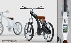 ECODRIVE – Cycle Concept by Juil Kim