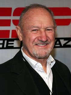 Gene Hackman  Hackman joined the Marine Corps at age 16 and served four-and-a-half years as a field radio operator