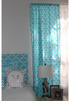 Design Ur Window or Closet Panel | Teen Girl Dorm Room Bedding the ultimate finishing touch for any room select from 100s of fabrics  www.decor-2-ur-door.com  select from 100