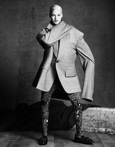 Vogue Japan September 2014 Luigi Iango 05 Vogue Japan   Perfect Icons