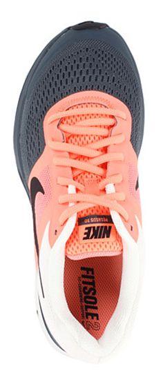 Pretty peach nikes