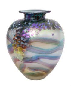Monet amphora vase | Monet-Collection | J H Studio Glass