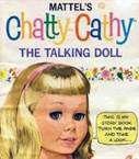 One of my favorite dolls.  Made by Mattel around 1965