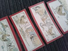 """""""Who Will Help Me Grind the Wheat?"""" Make sequence cards from vintage illustrations of the Little Red Hen - from Pirate Ships and Sealing Wax...:"""