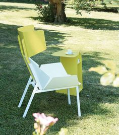 The Miiing Outdoor Furniture Collection Adds Modern Design to Any Home #patio #outdoorfurniture trendhunter.com