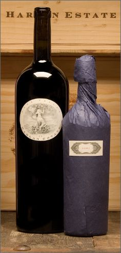 Harlan Estate Cabernet.  Best bottle of wine on the planet - can't really afford it, but I feel really lucky to have had it!
