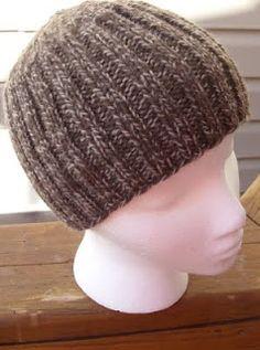 Boys knit cap