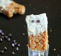 5 Healthy Halloween Treats {click for all 5}