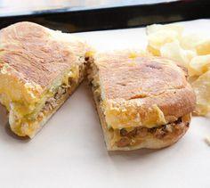 Mmm! Oregon Albacore Tuna Melt from Bunk Sandwiches! #GrilledCheese #Recipe