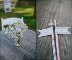 Mr. & Mrs. Wedding Decorations