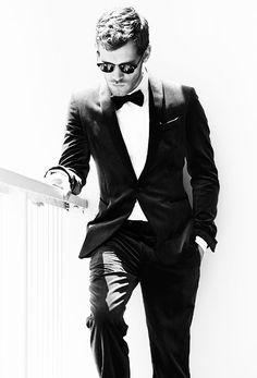 bow ties, joseph morgan, suit, men fashion, man fashion, vampir diari, gentleman style, klaus, josephmorgan