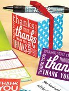 volunteer recognition/thanks gift ideas, themes.  use as an idea generator.