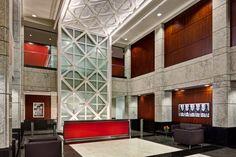 Jackson Nationals LEED Gold Regional Headquarters  #reception #reception_desk,  #reception_design, #reception_area reception desks,  reception design, reception area