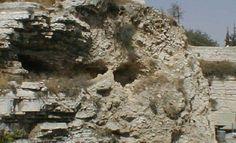 Golgotha, Skull Hill