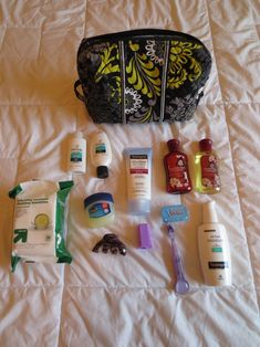 Backpacking Europe: Packing List