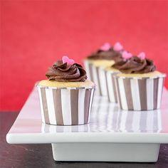Chocolate Caramel Cupcake Bites – Gluten Free