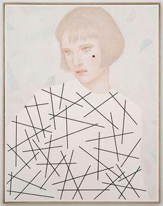 Paintings by Alan Reid - Artful Desperado