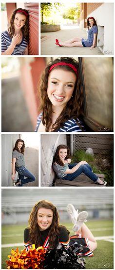 Senior photo shoot ideas
