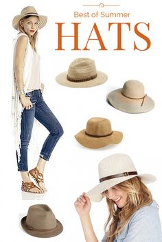 BEST of Summer HATS