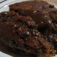 Hot Fudge Cake Recipe, my fave desert with ice cream