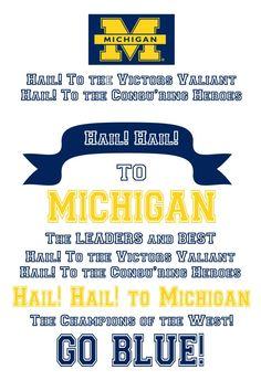 University of Michigan Print