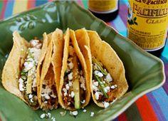 Zucchini Blossom Tacos